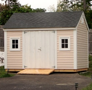 The Sagamore Custom Built Shed