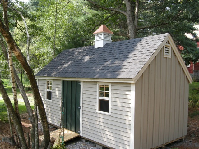Garden Sheds At Sears sears-shed-2 | ponderosa pines wood products
