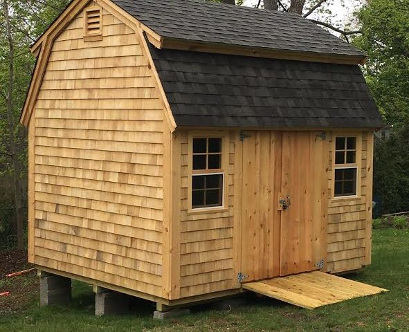 3 Reasons to get a Custom Built Shed